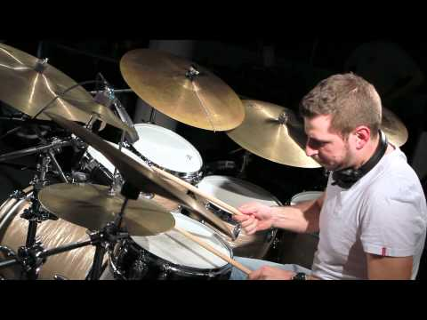 Gretsch Drums - Chops & Grooves Series - Style Fusion/Groove - Episode # 1 - Nicolas Viccaro