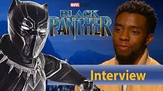 Black Panther Interview | Black Widow im Sequel?