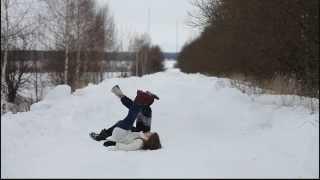 """Как мы снимали клип """"Барских"""" !?)))"""