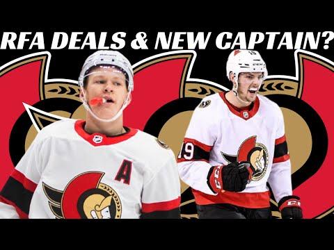 What's Next for the Ottawa Senators? 2021 Off-Season Plan