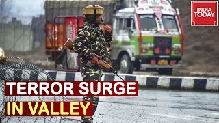 Day-44 Of Kashmir Clampdown: 273 Pakistan Terrorists Active In J&K