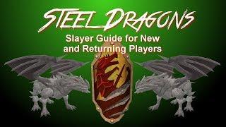 Steel/Iron Dragons Slayer Guide - Ironman Friendly!