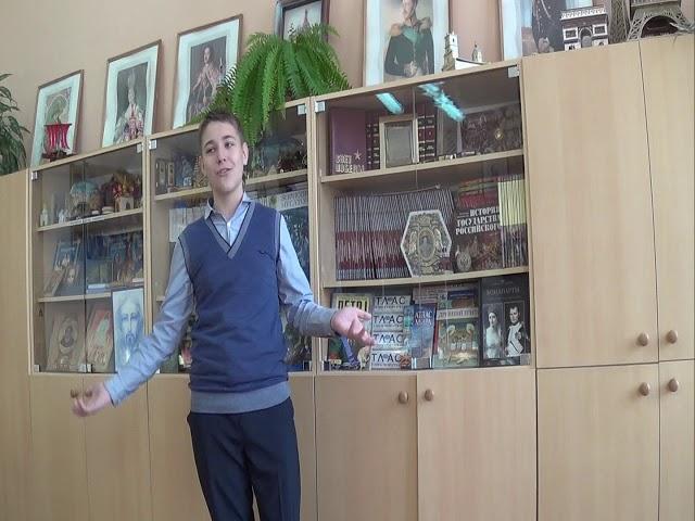 Изображение предпросмотра прочтения – ИльяБондарь читает произведение «Письмо к деду» С.А.Есенина