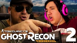 GHOST RECON AVANTURE SA MUDJOM & CALETOM ! Ghost Recon: Wildlands - Part.2 thumbnail