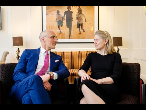 Pathways from Poverty to Prosperity: Philippa Stroud in conversation with Arthur Brooks