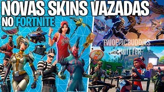 NEW SKINS, PICKS, WINGS DELTAS, DANCES, ETC., LEAKED! -Fortnite, the