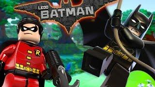 Lego Batman and Robin - Lego Worlds - Day One