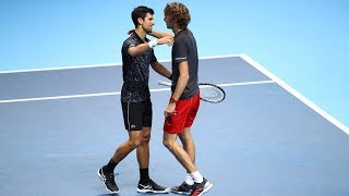 Match Point: Zverev Claims Biggest Title Of Career In Style At The Nitto ATP Finals 2018