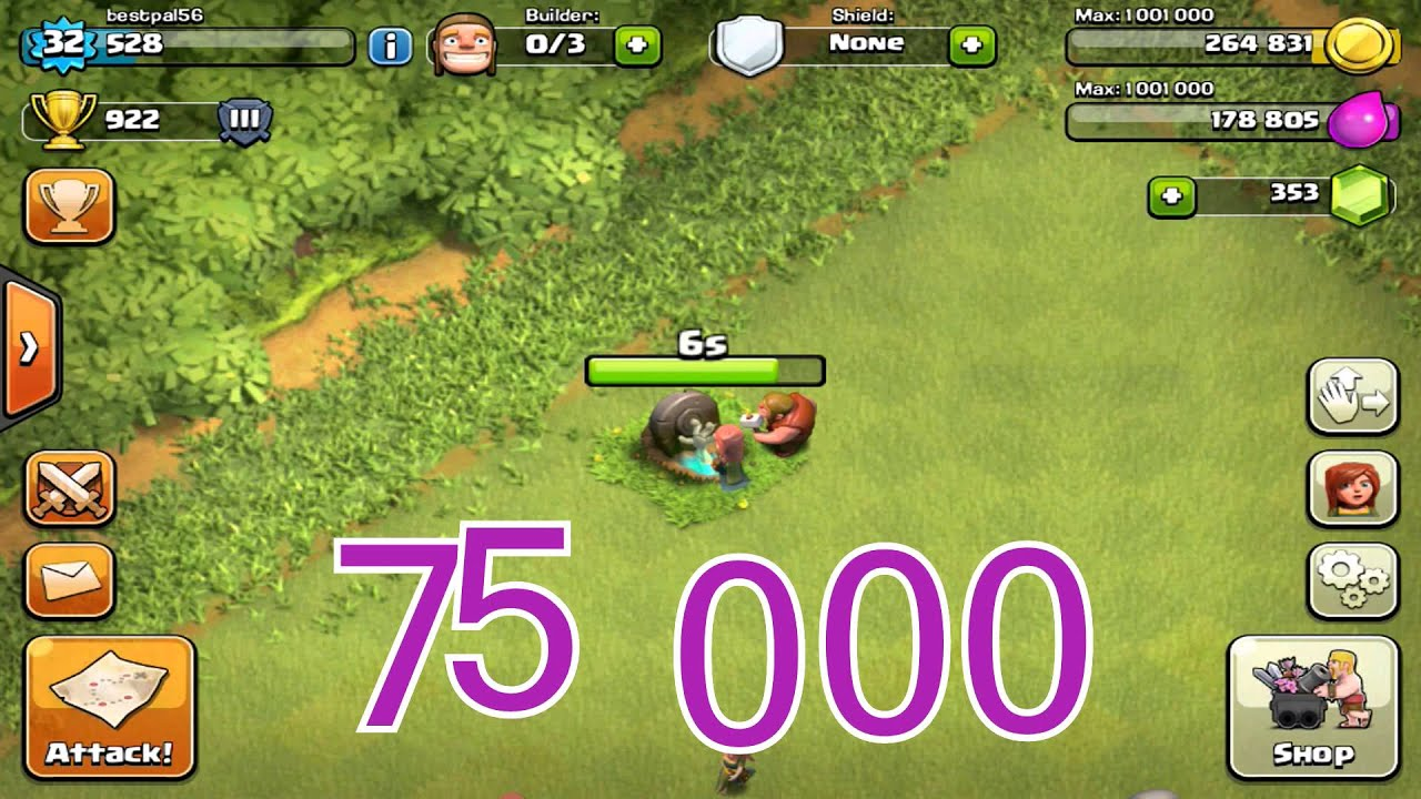 ✅Clash Of Clans: Halloween Headstone Removal (Better Version ...
