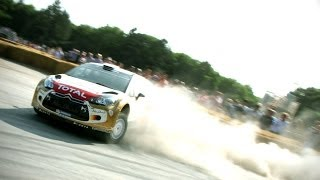 Festival of Speed Hillclimb - WRC Goodwood Rally Stage 1