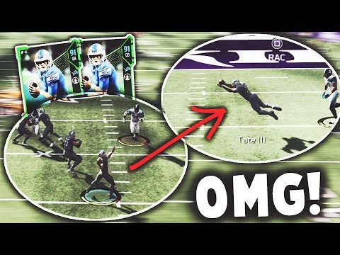 MATTHEW STAFFORD IS 100% THE BEST QB FOR UNDER 100K! Madden 18 Ultimate Team