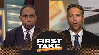 Stephen A. and Max react to Ravens defeating Bears in NFL Preseason Week 1 | First Take | ESPN