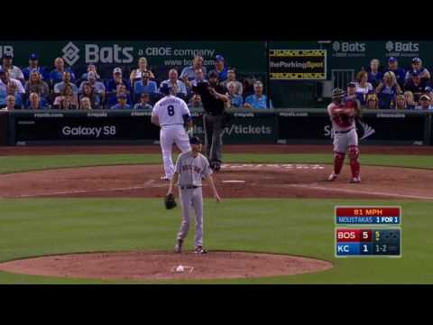 Chris Sale's 10Ks @ Kansas City - June 20, 2017