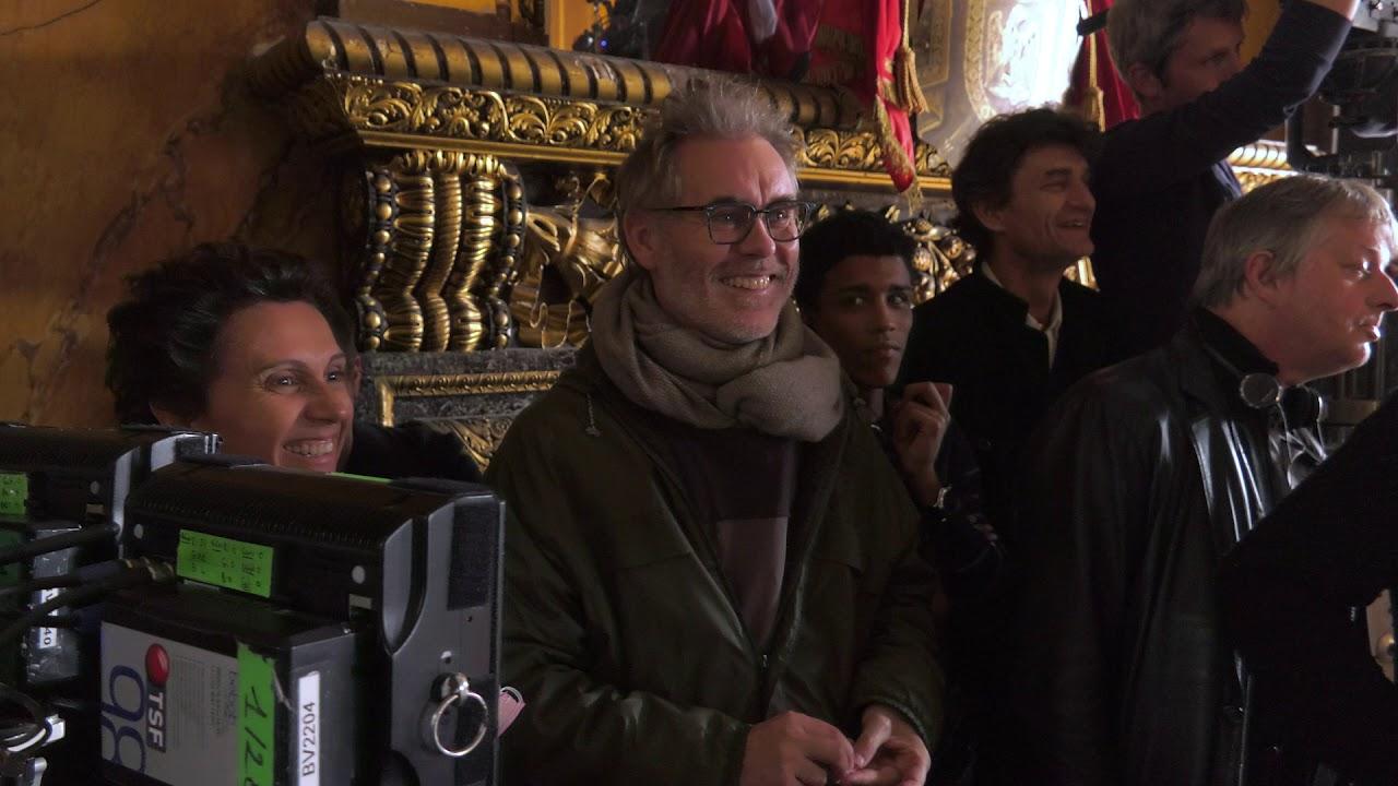 L'Empereur de Paris : Le casting