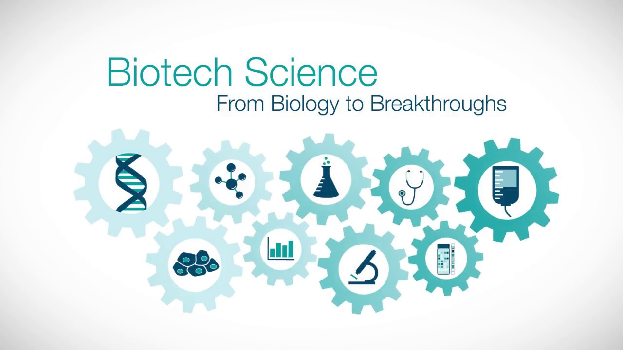 Biotech Science: From Biology to Breakthroughs
