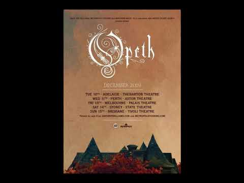 Fredrik Åkesson from Opeth talks 'In Cauda Venenum' and Australian Tour