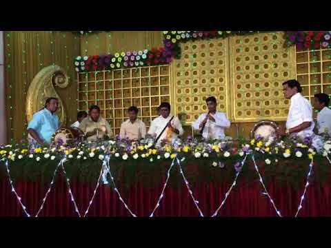 Thavil and nadaswaram kacheri video # 335 by m.n.r vasudevan