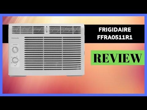 Frigidaire FFRA0511R1 5000 BTU Air Conditioner Review
