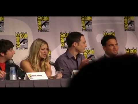BIG BANG THEORY CAST SING SOFT KITTY