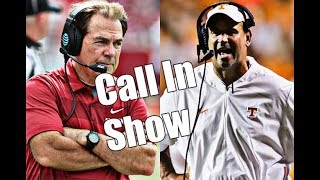 Alabama Crimson Tide Football: Live call in show with Kyle Henderson