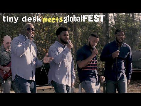 Dedicated Men Of Zion: Tiny Desk (Home) Concert