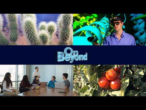 On Beyond: Undergraduate Computer Research Program Mediterranean Climate Natural Reserves