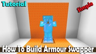 How To Build Armour Swapper Tutorial