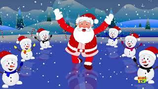 hdwon TV Jingle Bells Christmas Carol Christmas Songs Xmas Rhymes Nursery Rhymes Playlist Kids Tv
