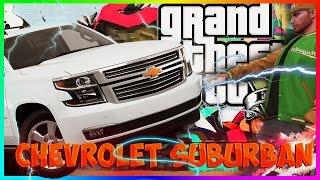 GTA 5 Mods: Chevrolet Suburban 2015 | ВНЕДОРОЖНИК(Сегодня в GTA 5 Mods обозреваем Chevrolet Suburban 2015 Помоги набрать 50к подписчиков =) - http://goo.gl/69pNVk ⇓⇓⇓⇓⇓⇓⇓⇓⇓ Важная..., 2015-11-26T04:00:00.000Z)