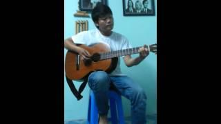 Nhật ký-triệu hoàng-guitar cover by Nhật Tiến