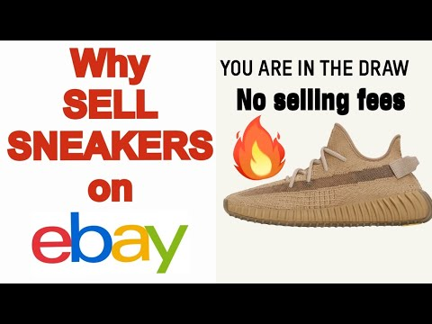 80 Net Profit Why Flip Sneakers On Ebay No 10 Selling Fees Youtube