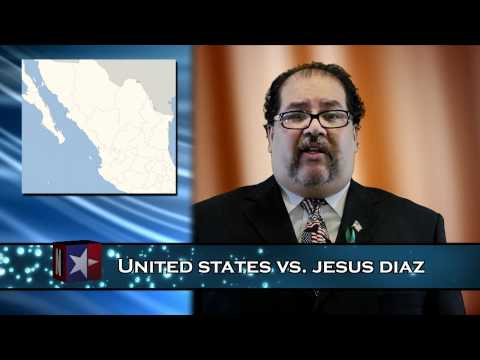 Jesus Diaz Revisited - Did Witnesses Lie?