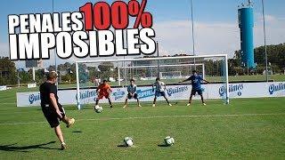 PENALES 100% IMPOSIBLES con LOS DISPLICENTES! FUTBOL CHALLENGE