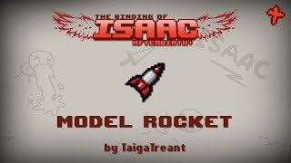 Binding of Isaac: Afterbirth+ Mod: Model Rocket
