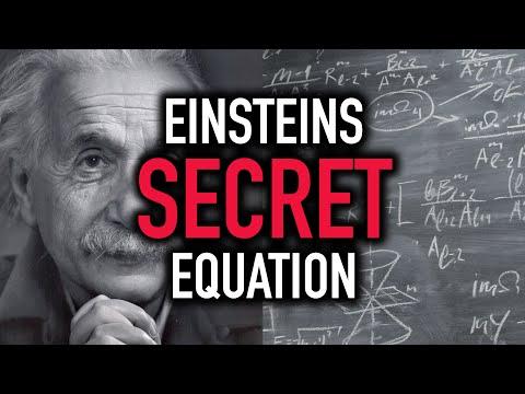 ALBERT EINSTEIN'S THEORY OF HAPPINESS