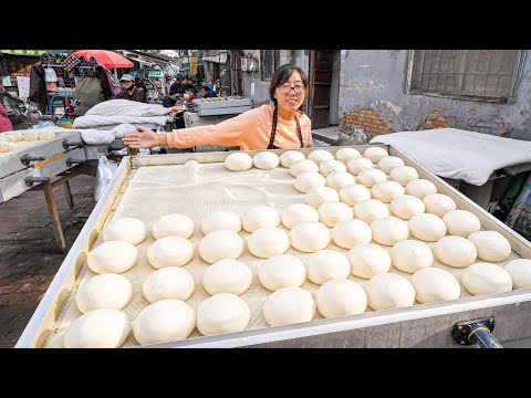 The DEEPEST Street Food Tour Of China - RARE Chinese Street Food Tour Of Kaifeng, China!!!