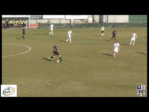 Darfo Boario-Virtus Bergamo 1-1, 9° giornata di ritorno Serie D Girone B 2018-2019