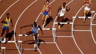 Edwin Moses: 400m hurdles philosophy