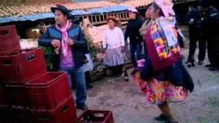 barrio santa rosa de huacrapuquio 2015