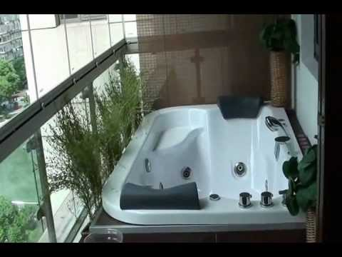Luxury 3bdrm Center of Shanghai with Jacuzzi