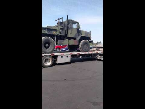 Military truck deuce prepper vehicle survivalist v