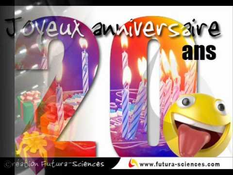 Joyeux Anniversaire Aurelien Wmv Youtube