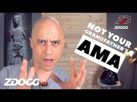 Not Your Grandfather's AMA? | Incident Report 064