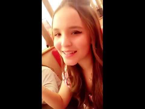dd9ebcc7f063d Larissa Manoela se irrita após número de celular ser divulgado - YouTube