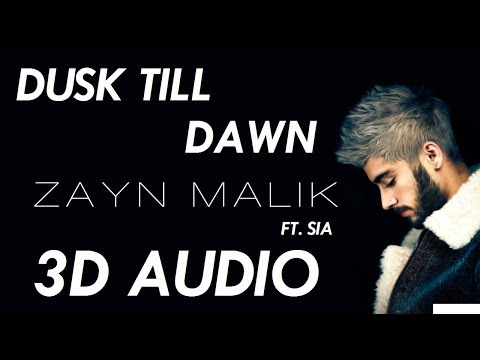 3D AUDIO - DUSK TILL DAWN (DOWNLOAD LINK)