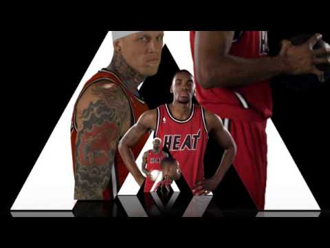2012-13 Miami Heat - Red Intro