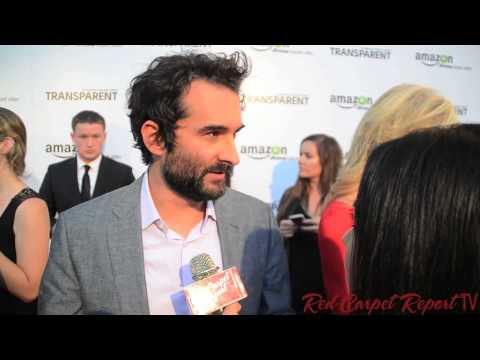 Jay Duplass at the Amazon Premiere Screening for #TransparentTV ...
