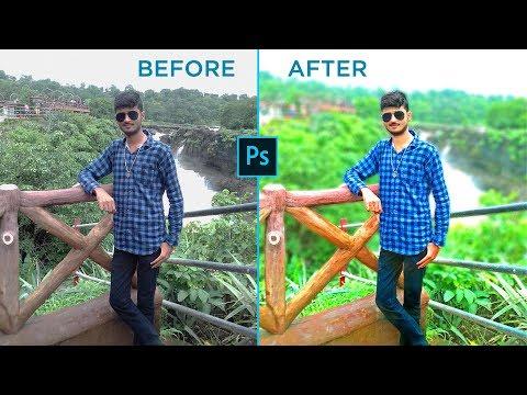 Photoshop Tutorial | Photoediting in Photoshop | Photo Manipulation | Blur Photo Background thumbnail