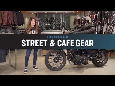 Best Street & Cafe Motorcycle Gear 2018 at RevZilla.com