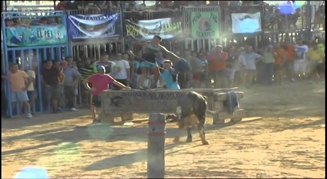 Toros Fiestas Tarde Sagunto 2015 Vicente Benavent